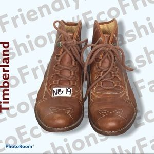 Timberland Boat Company Gavie Cowboy Ankle Boots
